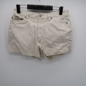 GAP Flat Front Cotton Chino Casual Twill Short